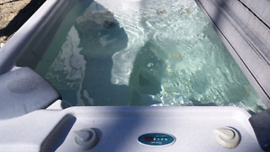 Hot tub and all wiring
