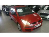 2006 MITSUBISHI COLT CZ1 Red Manual Petrol