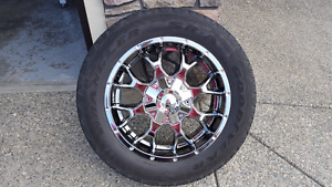 275 55 R20 Tires and Rims