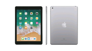 iPad 5th Gen 4G Cellular 32GB Applecare April 2019