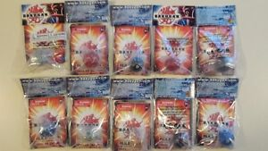 10 Bakugans - Original - All different each with a Metal Card West Island Greater Montréal image 2