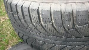4 Tires good condition