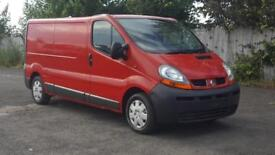 Renault LL29, Long Wheel Base, Red, 1 Years Mot, 2003, Red, Just Serviced.