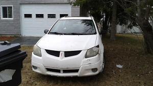 2003 Pontiac Vibe GT Autre