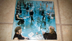 FRIPP & ENO: NO PUSSYFOOTING (SEALED ALBUM) Kitchener / Waterloo Kitchener Area image 1