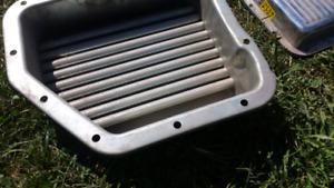 Transmission oil pans