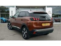 2020 Peugeot 3008 SUV 1.2 PureTech Allure EAT (s/s) 5dr Auto SUV Petrol Automati