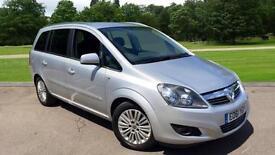 2011 Vauxhall Zafira 1.7 CDTi ecoFLEX Excite (110) Manual Diesel Estate