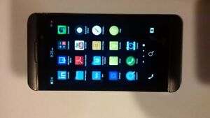 Blackberry Z10 and charger