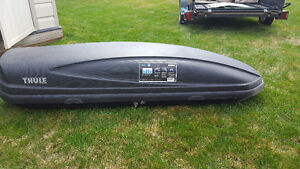THULE FORCE ALPINE CARGO BOX - NEW NEVER USED!
