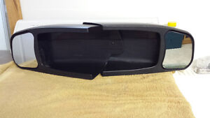 Extended Side Mirrors for Towing