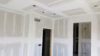 Professional Drywall and Taping at Affordable Rates