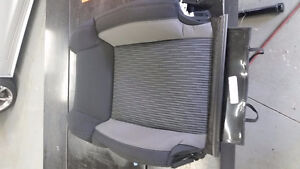Factory seat covers
