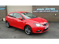 2014 64 SEAT 1.2 TSI SPORT COUPE I-TECH,MK4 FACELIFT MODEL,ONLY 13000 MILES