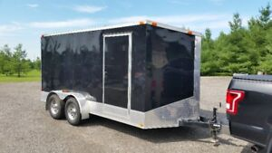2018 Enclosed Trailer 16ft.