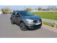 2013 Nissan Qashqai 1.5dCi 360 +++ONLY 1 OWNER + LOW MILEAGE + HUGE SPEC+++