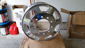 OEM Kenworth Alcoa 24.5 rims - 2 (new)