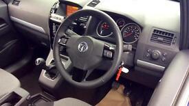 2013 Vauxhall Zafira 1.7 CDTi ecoFLEX Design Nav (1 Manual Diesel Estate