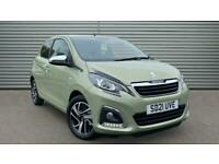 2021 Peugeot 108 1.0 Collection (s/s) 5dr Hatchback Petrol Manual