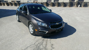 2015 CHEVROLET  CRUZE...ONE OWNER...ACCIDENT FREE...!!!