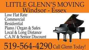 THE BEST MOVER FOR YOUR PIANO - 519-564-4290