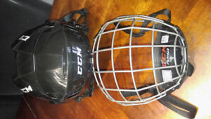 Casque de hockey ccm Médium