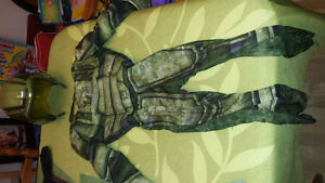 Halo costume size 4-6