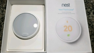 Brand new nest thermostat. Trade for video doorbell