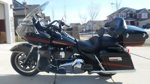 110 cubic inch Road Glide FLTR