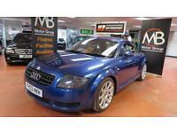 2003 AUDI TT 1.8 T Quattro [180] [6] Full Leather Sport Seats Bluetooth