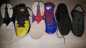 Curry basketball shoes London Ontario image 2