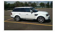 2012 Land Rover Range Rover Sport HSE LUX SUV, Crossover