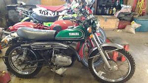 1973 Yamaha DT3