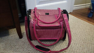 Pink small dog/cat travel carrier