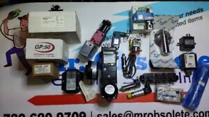 Electrical and Automations parts