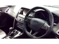 2015 Ford Focus 1.0 EcoBoost 125 Titanium X 5d Manual Petrol Hatchback