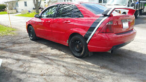 Ford Focus ZX4 ST 2006