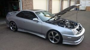 2001 Prelude Supercharged by Jackson Racing with VTEC controller