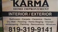 Need some finition into your house