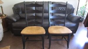 Chaises Canadel