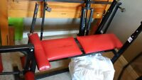 Weight Bench - Solid Steel