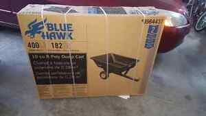 Riding mower attachment (brand new in box)