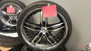 rims & tires,ford,caddilac,gm,harley,landrover,various sizes