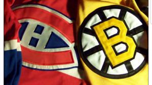 Bruins VS Canadiens au Centre Bell Samedi 20 janvier