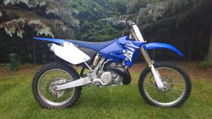 2014 Yamaha YZ250
