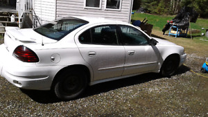 2004 grand am for parts