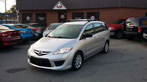 2009 Mazda5 GS 6 Passanger  in mint condition ONLY 123,000KM