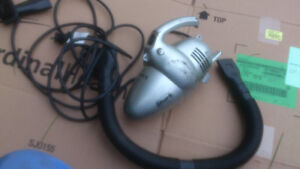smoll vacuum with attachment  for sale
