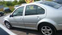 2000 VW JETTA 2.0L - MANUAL - 164000 KM - $3300