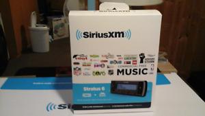 SIRIUS XM STRATUS 6  SATELLITE  RADIO